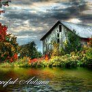 Peaceful Autumn by Karri Klawiter