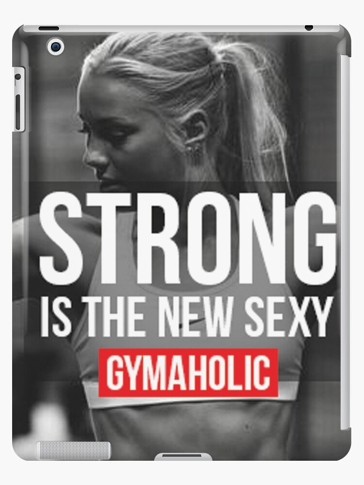 Strong Is The New Sexy by myfitspiration