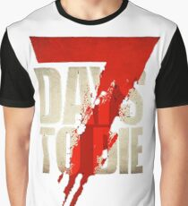 Blood Days Graphic T-Shirt