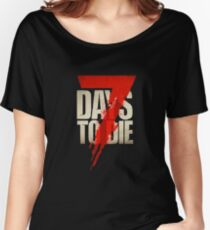 Blood Days Women's Relaxed Fit T-Shirt