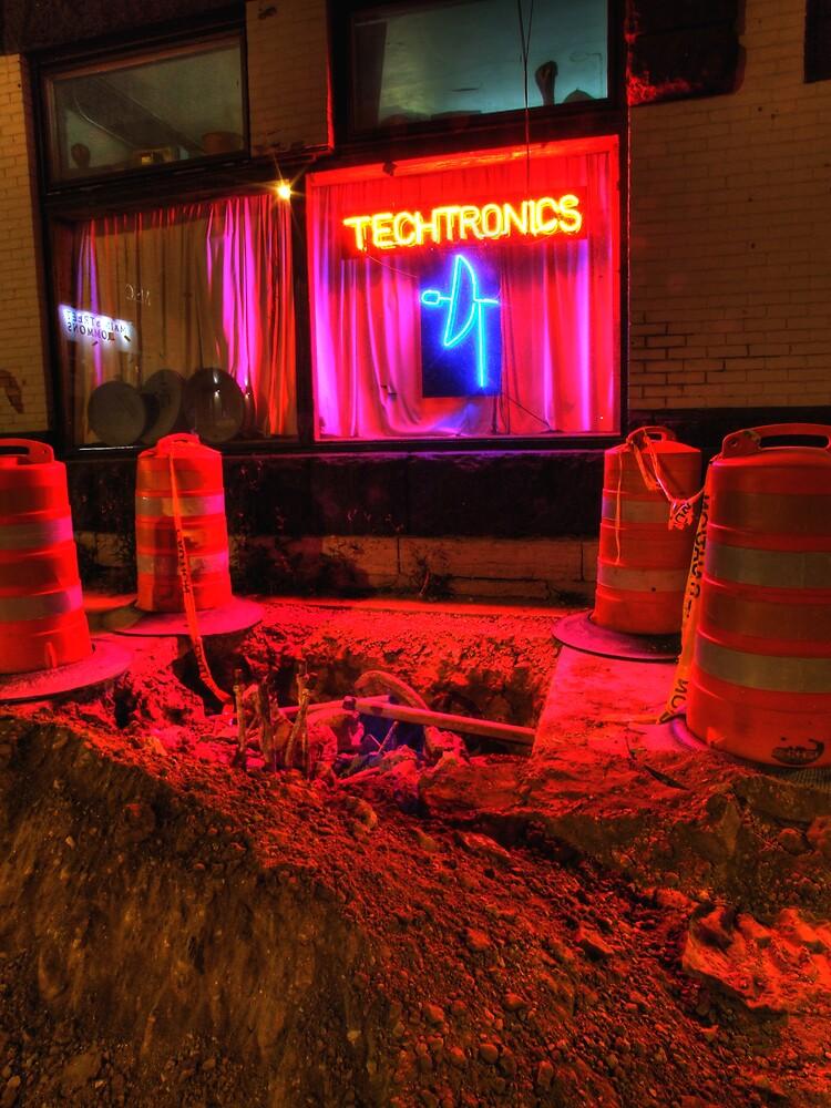 Techtronics by Marc Sullivan