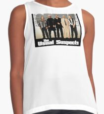 The Usual Suspects Contrast Tank