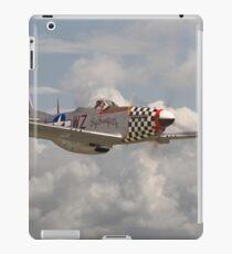 P51 Mustang - WW2 Classic Icon iPad Case/Skin