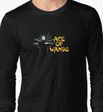ACE OF WANDS - TAROT & LOGO T-Shirt