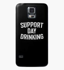 Unterstützungstag Trinken Hülle & Klebefolie für Samsung Galaxy