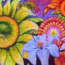 """""""Floral Graffiti"""" by kcd-designs"""