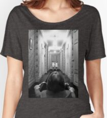 The Shining- Hallway Women's Relaxed Fit T-Shirt