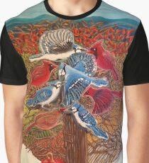 Blue Jays VS Cardinals - Really! Graphic T-Shirt