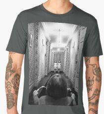 The Shining- Hallway Men's Premium T-Shirt