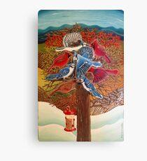 Blue Jays VS Cardinals - Really! Canvas Print