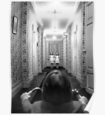 The Shining- Hallway Poster