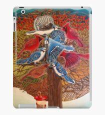 Blue Jays VS Cardinals - Really! iPad Case/Skin