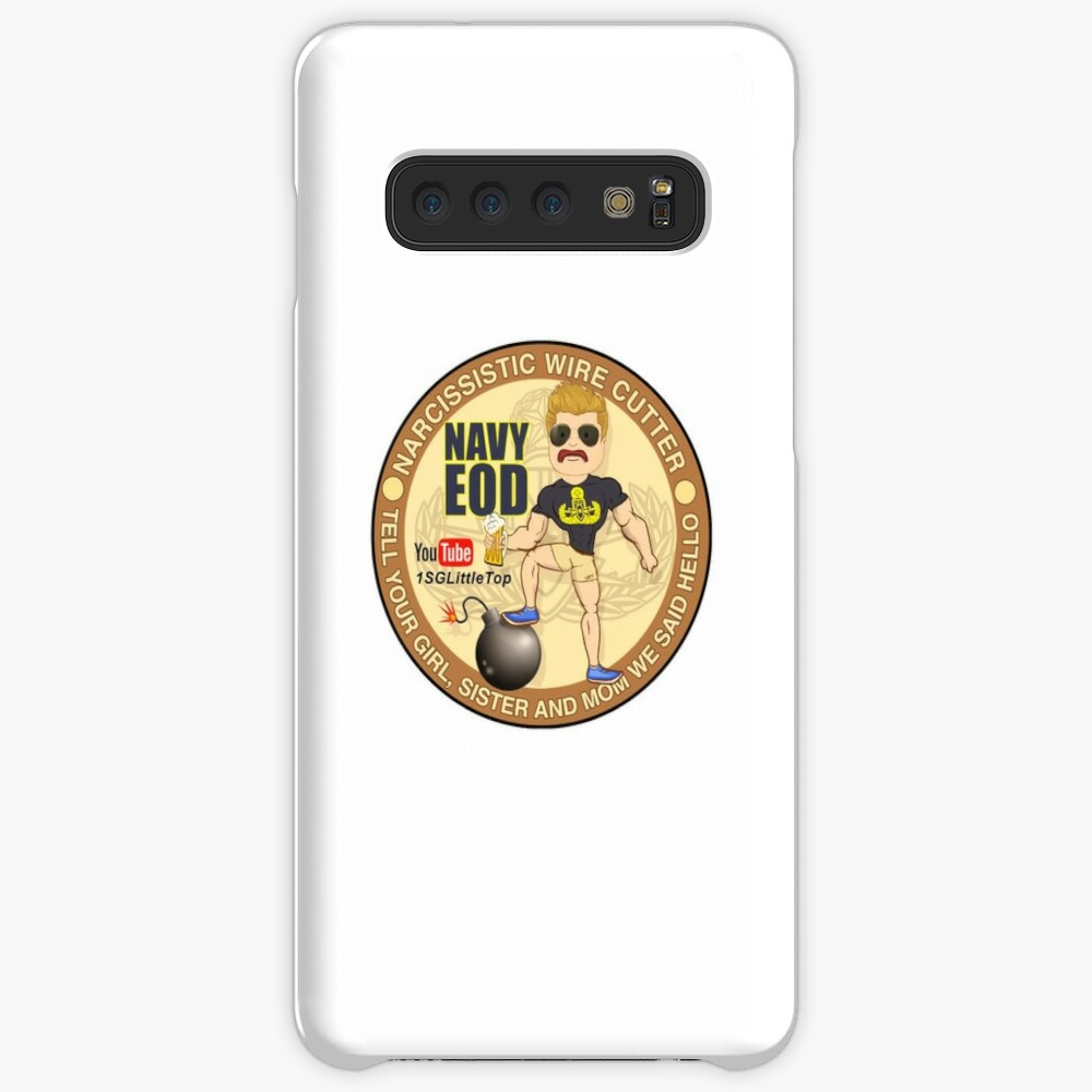 Navy EOD - Tell your girl we said hello Case & Skin for Samsung Galaxy