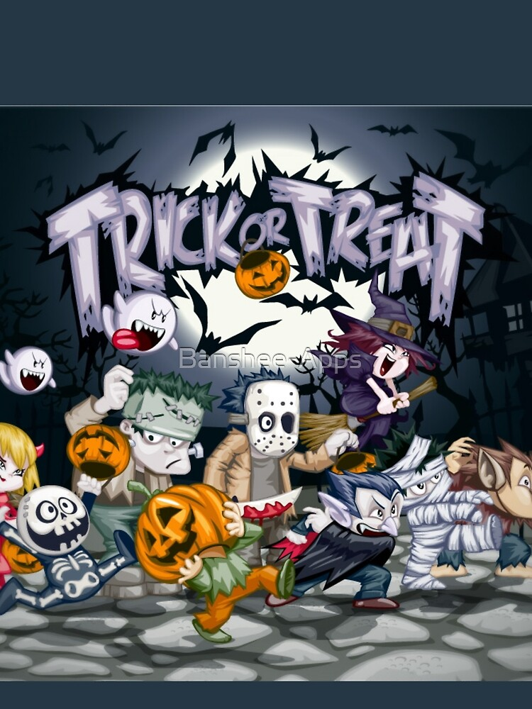 Trick or Treat - Monsters Ball!  by Banshee-Apps