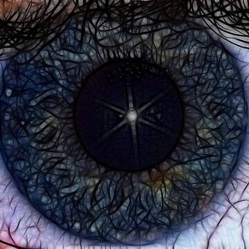 Blue Eye by ginatheloca