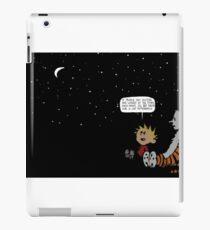 Calvin and Hobbes Night Sky iPad Case/Skin