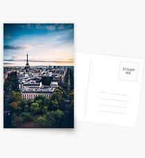 Paris. Postkarten