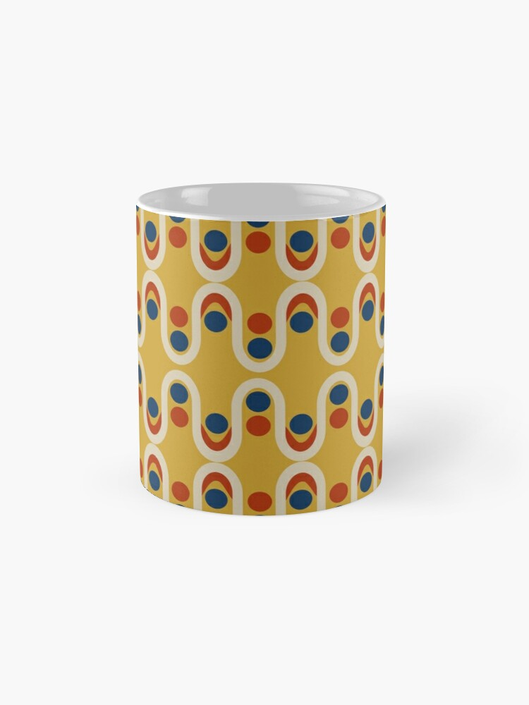 Alternate view of Steve Dots Circus  Mug
