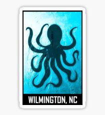 Octopus  (Wilmington, NC) Sticker