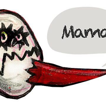 MAMA DRACHE - Ei von Susantobiaart