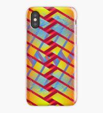 Folding colors iPhone Case/Skin