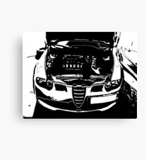 Alfa Romeo 147 GTA Canvas Print