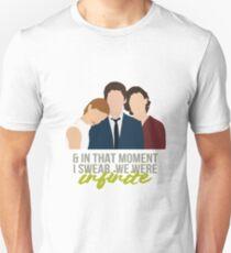 Perks of Being a Wallflower  Unisex T-Shirt