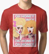 OH HONEY Tri-blend T-Shirt