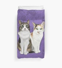 Lupin and Tonks Duvet Cover