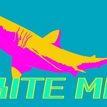 Shark Bait by CharlotteMayhew
