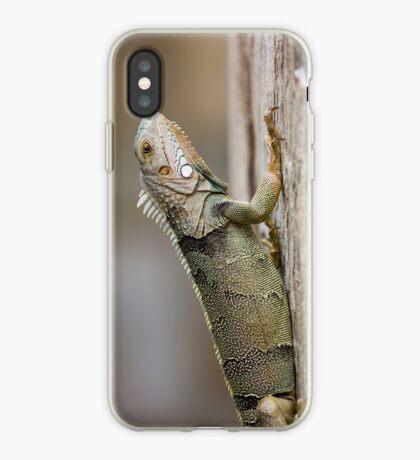 Reptilia 2 iPhone Case