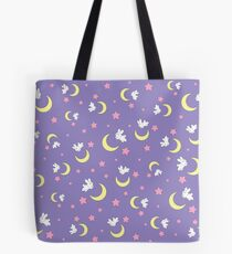 Rabbit of the Moon Tote Bag