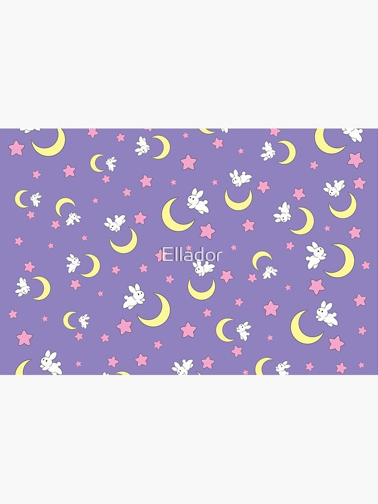 Rabbit of the Moon by Ellador