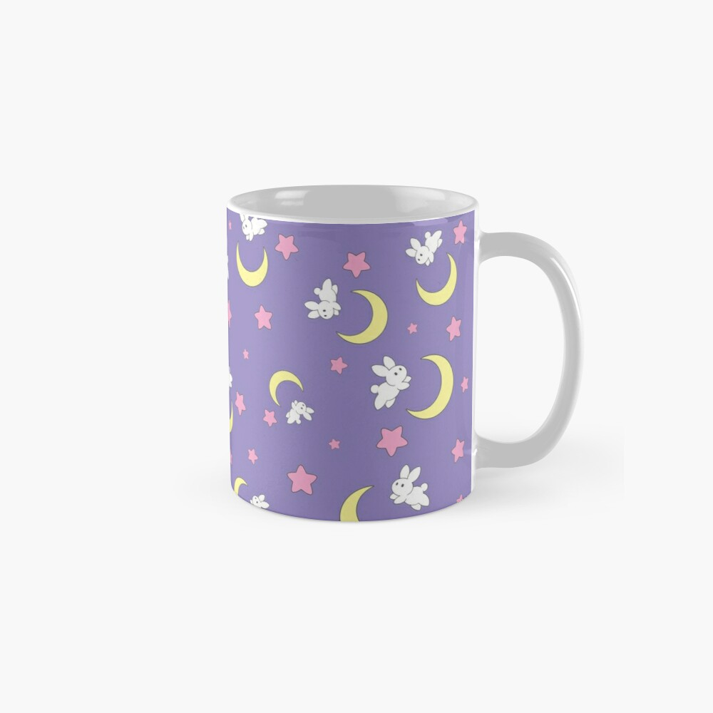 Rabbit of the Moon Mugs