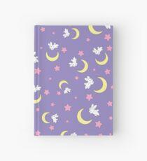 Cuaderno de tapa dura Conejo de la luna