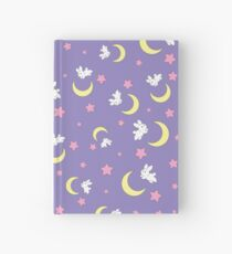 Rabbit of the Moon Hardcover Journal