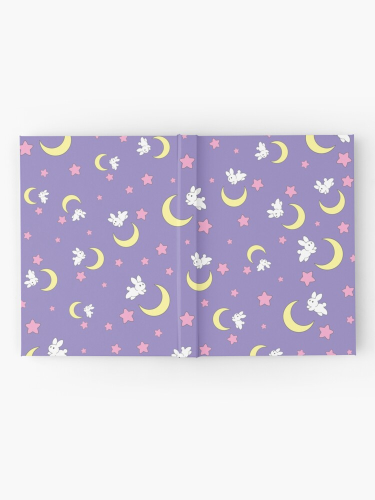 Alternate view of Rabbit of the Moon Hardcover Journal
