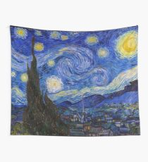 Starry Night - Vincent Van Gogh Wall Tapestry