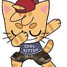 «Dabbing Kitten» de PaiTaron