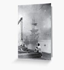Old London Photo Greeting Card