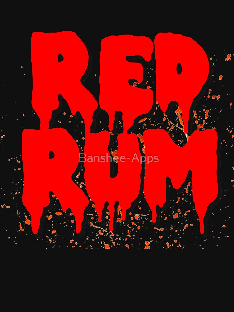Red Rum Scary Design! by Banshee-Apps