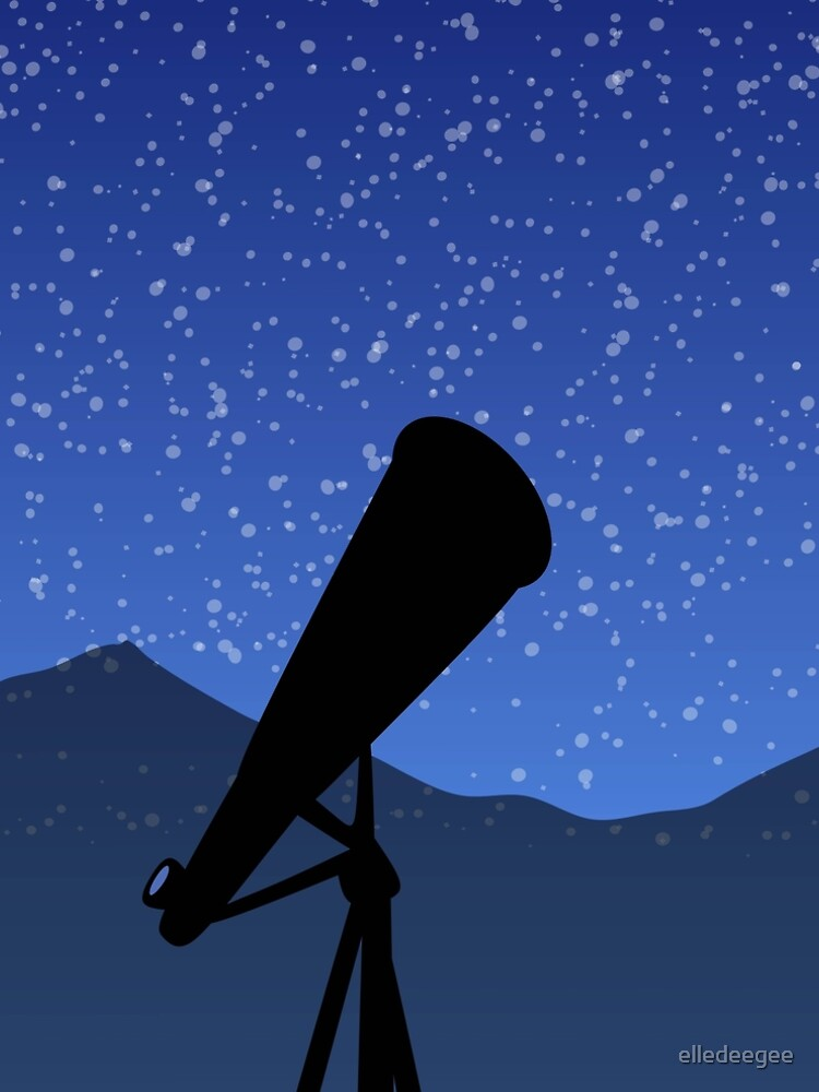 Astronomical by elledeegee