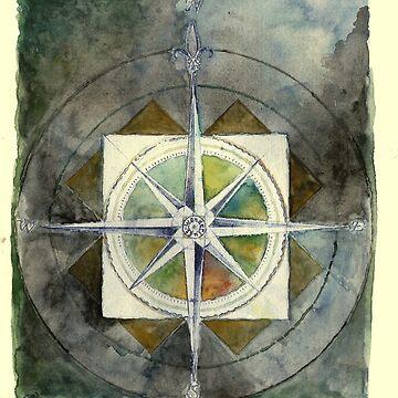 """""""Rosa de los vientos"""" de neto147"""