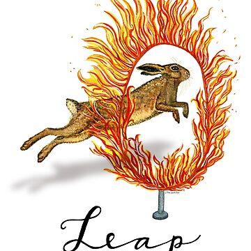Leap of Faith by vivasweetlove