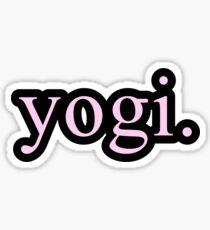 Yoga Sticker