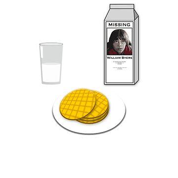 Breakfast Milk by FlyNebula