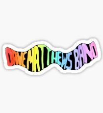 Dave Matthews Band Logo Sticker