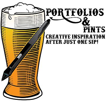 Portfoliios And Pints by kshinabery212