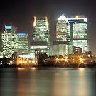 Canary Wharf by duroo