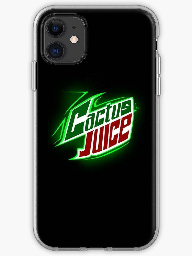 Cactus Mountain iphone 11 case